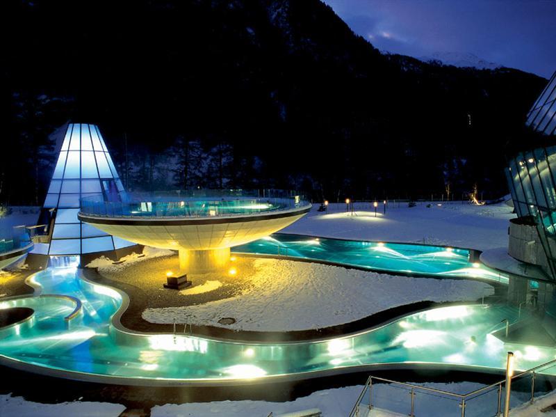 Aqua Dome (Tirol Therme)