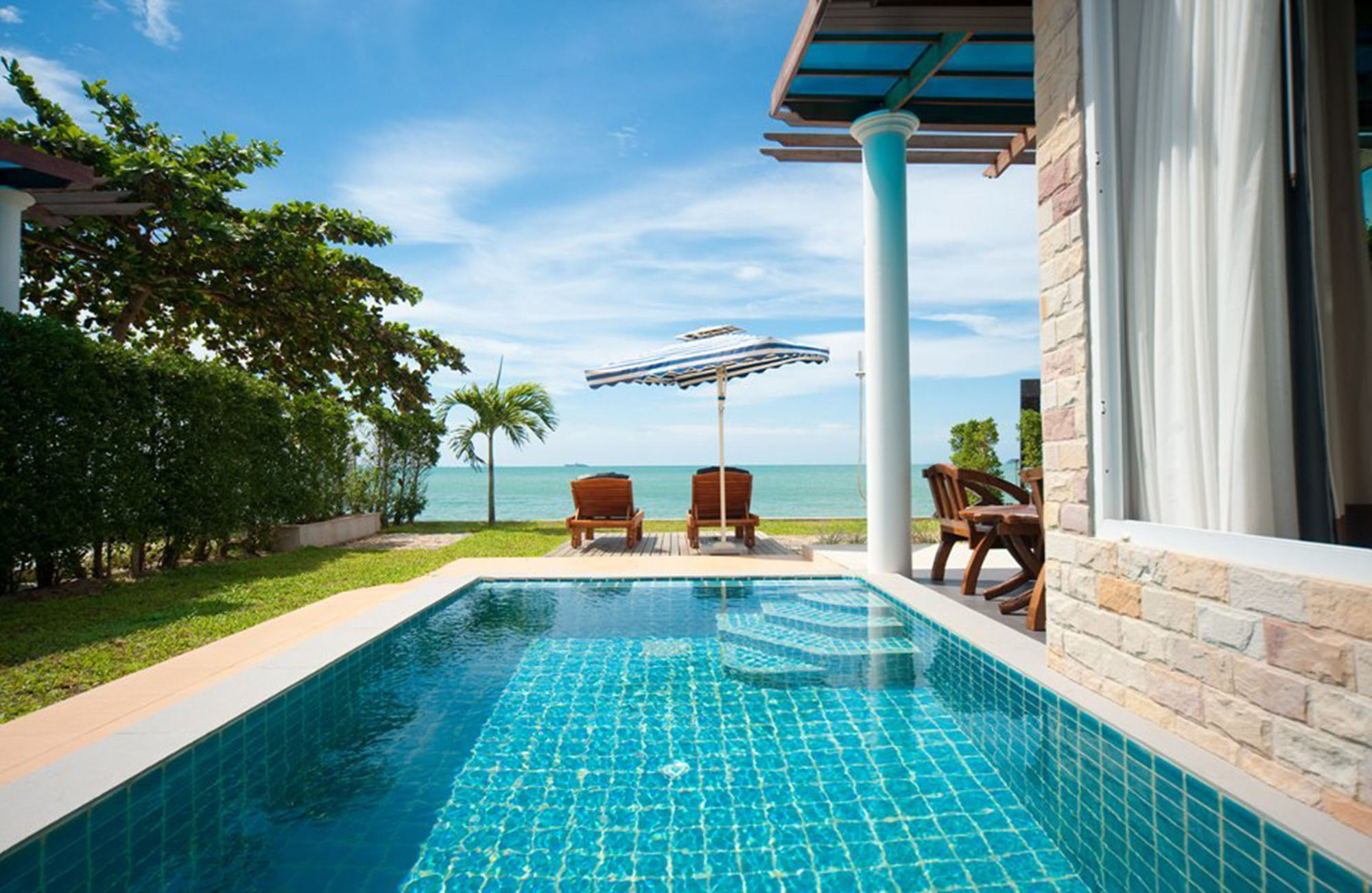 Sea Valley And Spa Samui